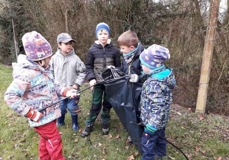 Umweltschutztag 2018