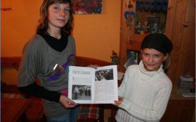 Quattro stazioni : Zwei Querflöten erzählen aus Schmidthachenbach im neuen Heimatkalender 2010